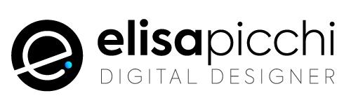 Elisa Picchi | Digital & Graphic Designer Logo